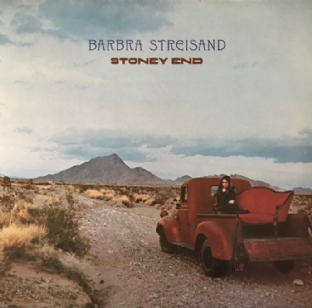 Barbra Streisand ‎- Stoney End (LP) (VG+/VG+)